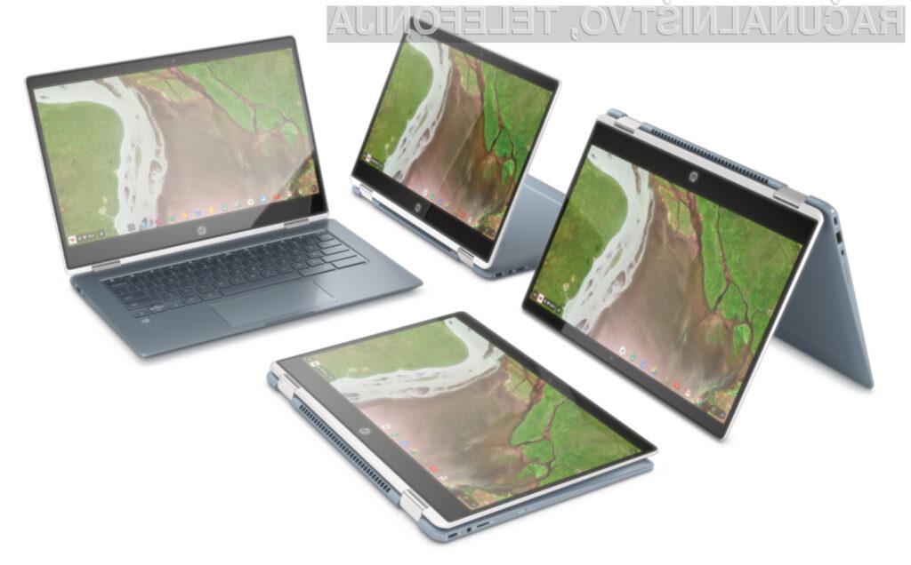 Prenosnik HP x360 14 bo zlahka prepričal tudi zahtevnejše uporabnike!