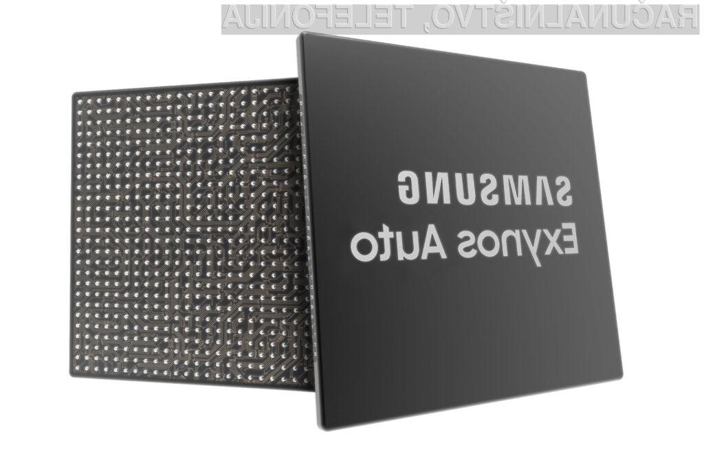 Procesorji za avtomobile Samsung Exynos Auto obetajo veliko!