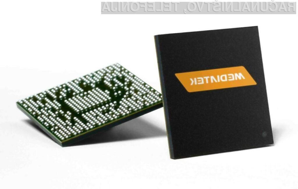 Mobilni procesor MediaTek Helio P70 bo enako zmogljiv kot precej dražji Qualcomm Snapdragon 710!