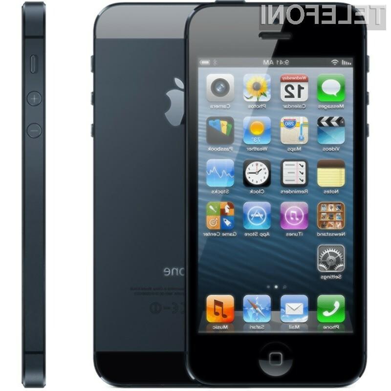Pametni mobilni telefon iPhone 5 je prinesel številne revolucionarne tehnologije!