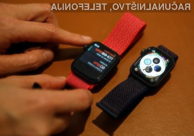 Apple se je uštel tako pri pripravi mobilnega operacijskega sistema iOS 12.1 kot WatchOS 5.1.