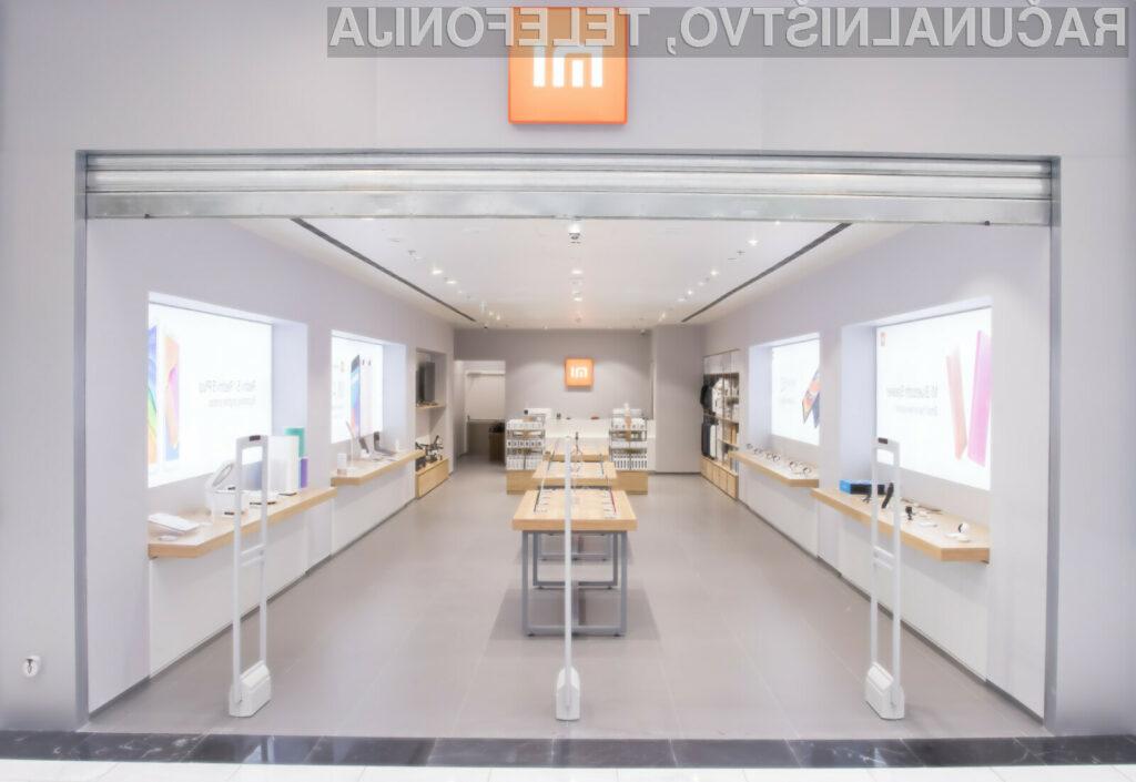 Upajmo, da bo Xiaomi svojo fizično trgovina Mi Store kmalu odprl tudi pri nas.