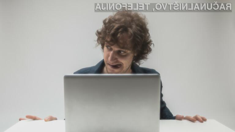 Pohotni javni uslužbenec je v času zaposlitve obiskal več kot 9.000 pornografskih spletnih strani.