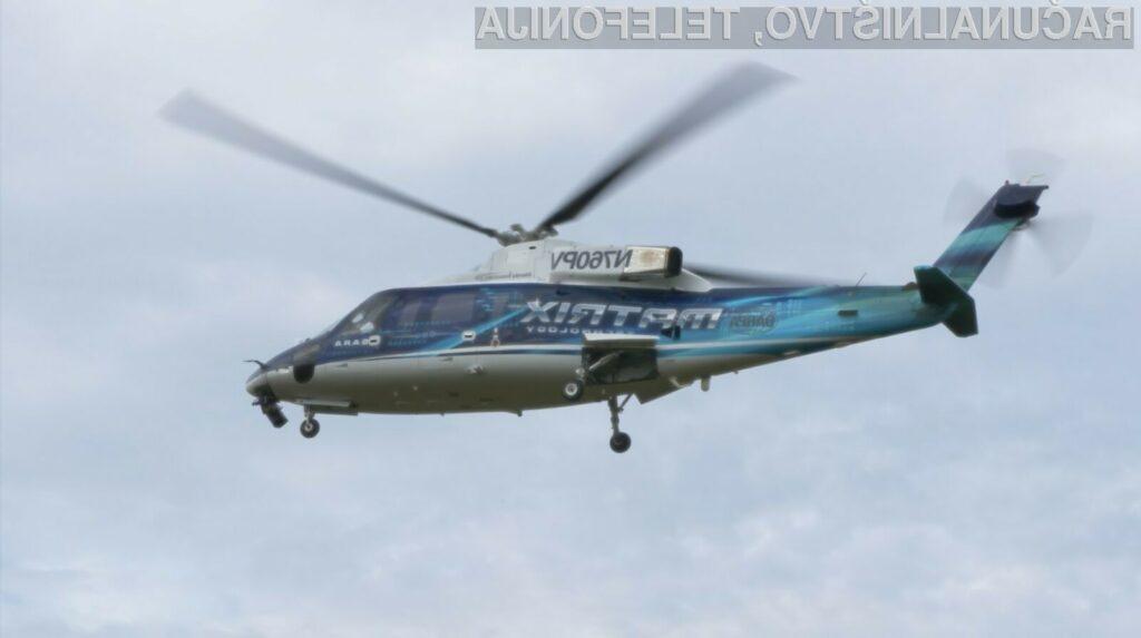 Za upravljanje s helikopterji bo v prihodnje potrebno imeti zelo malo znanja s področja letenja.