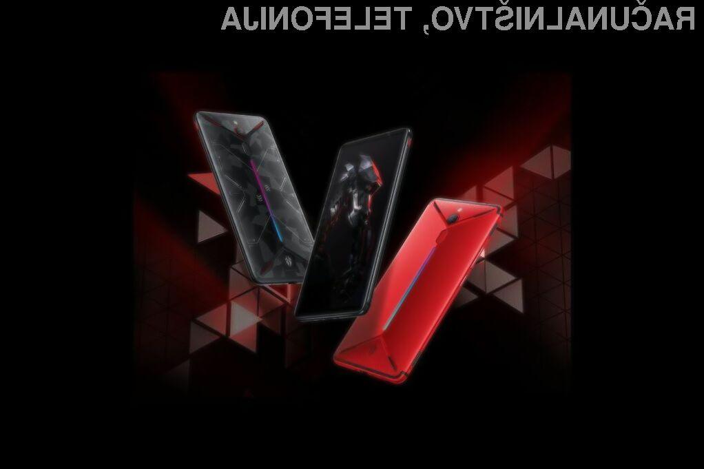 Nubia Red Magic Mars bo kot nalašč za igranje mobilnih iger.