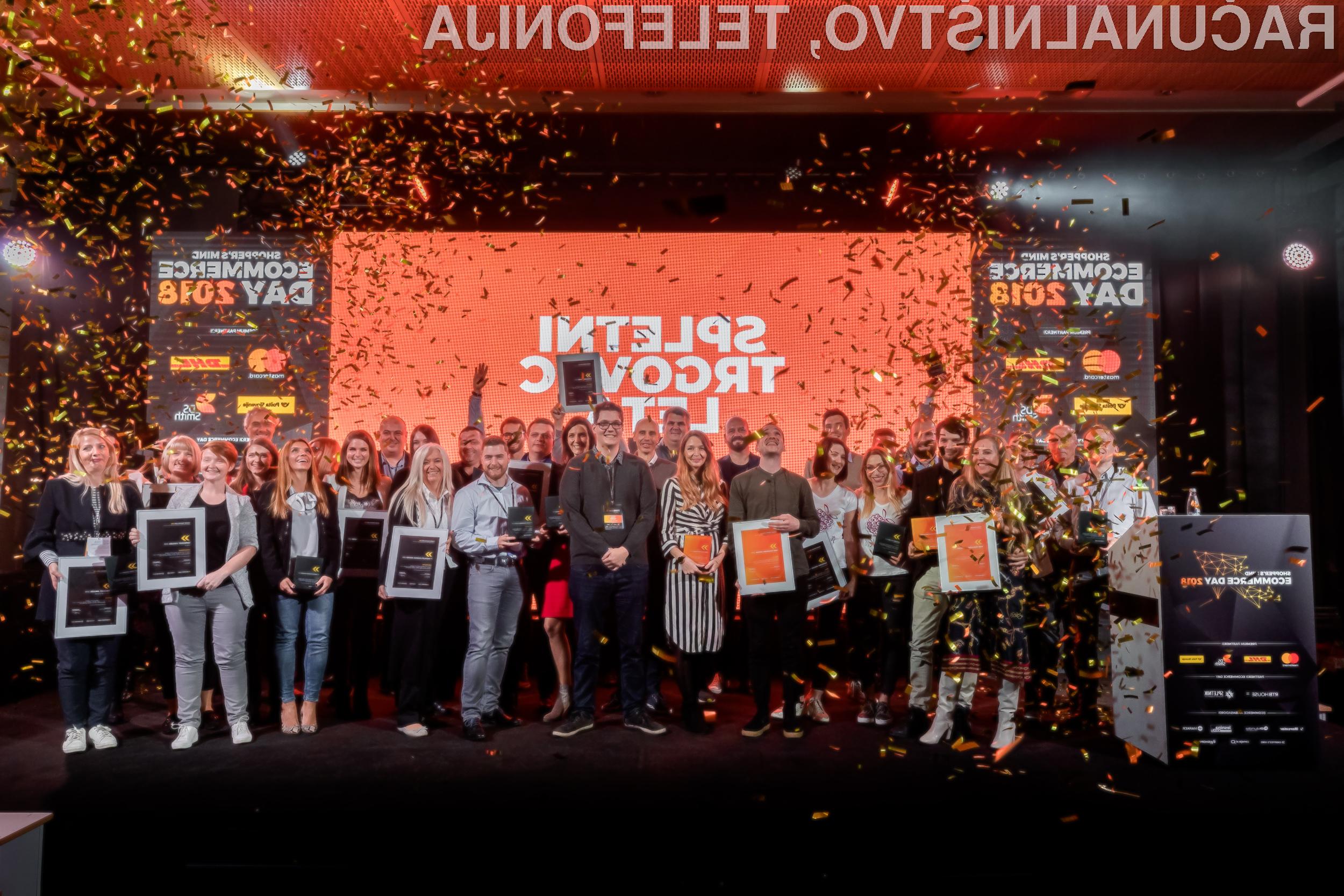 Winners of the Online Splitter of the Year in 2018.
