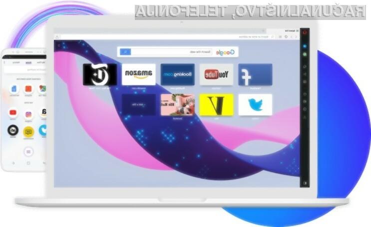 Spletni brskalnik Opera bo postal prijaznejši do tistih uporabnikov, ki jim klikanje na gumb OK ni ravno po godu.