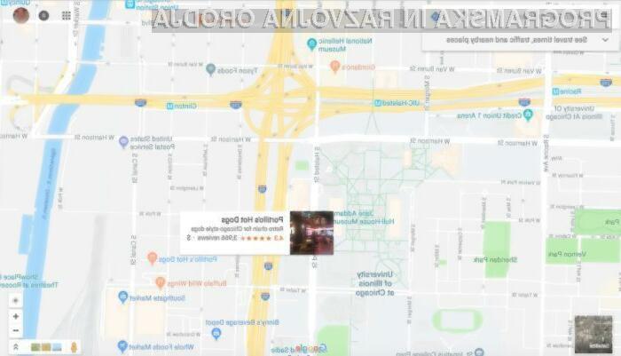 """Google Maps je novo """"družbeno omrežje"""""""