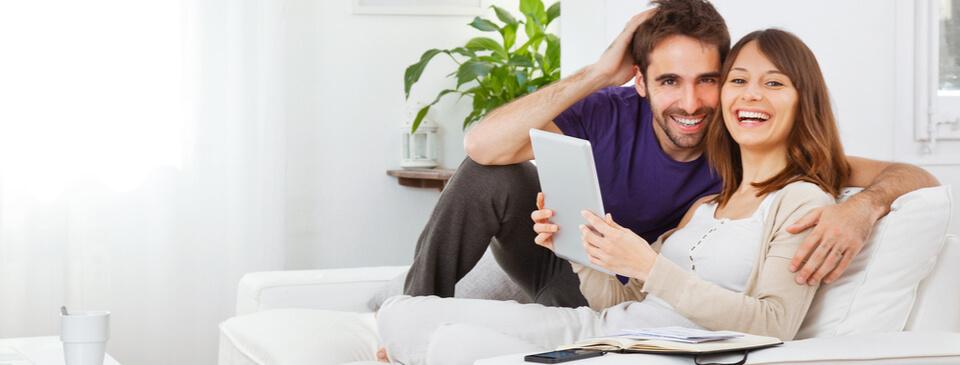 S spletnim naročilom kredita do pametnega doma