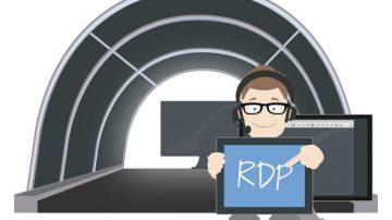 Varna Remote Desktop Protocol (RDP) seja preko interneta z ISL Online