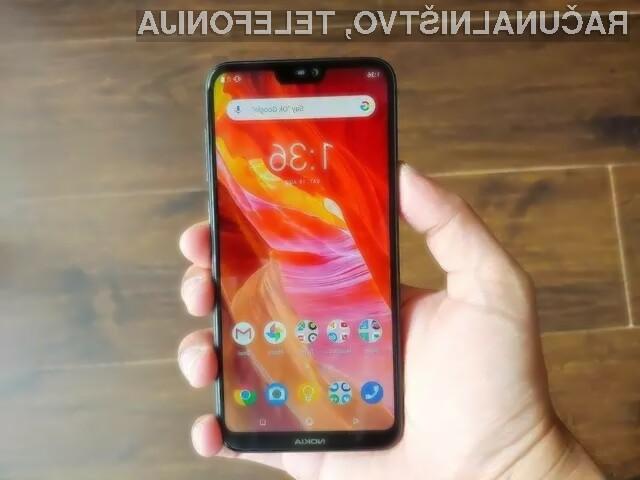 Android 9.0 Pie se odlično prilega pametnemu mobilnemu telefonu Nokia 6.1!