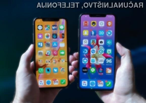 Prvi iPhone s podporo omrežju 5G bo naprodaj šele v teku leta 2020.