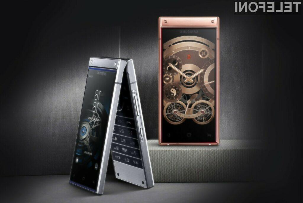Samsung W2019 združuje zastarelo obliko s sodobno tehnologijo!