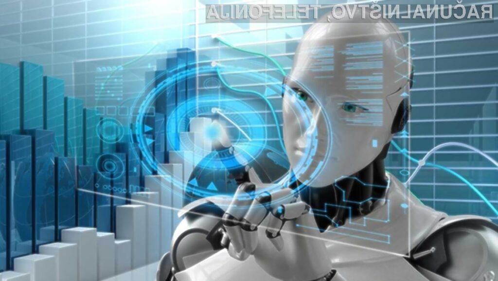 Umetna inteligenca se bo jezika učila kar z opazovanjem videoposnetkov.