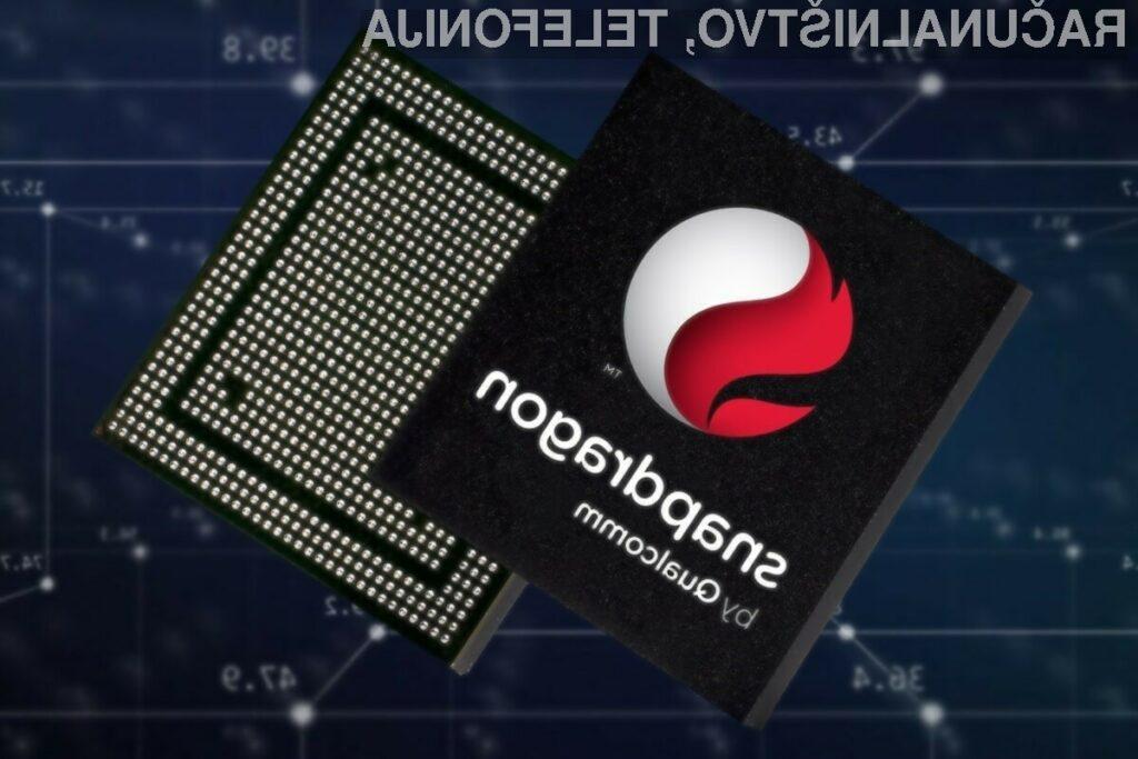 Novi Qualcomm Snapdragon 8150 naj bi bil za kar 20 odstotkov zmogljivejši v primerjavi z mobilnim procesorjem Snapdragon 8150.
