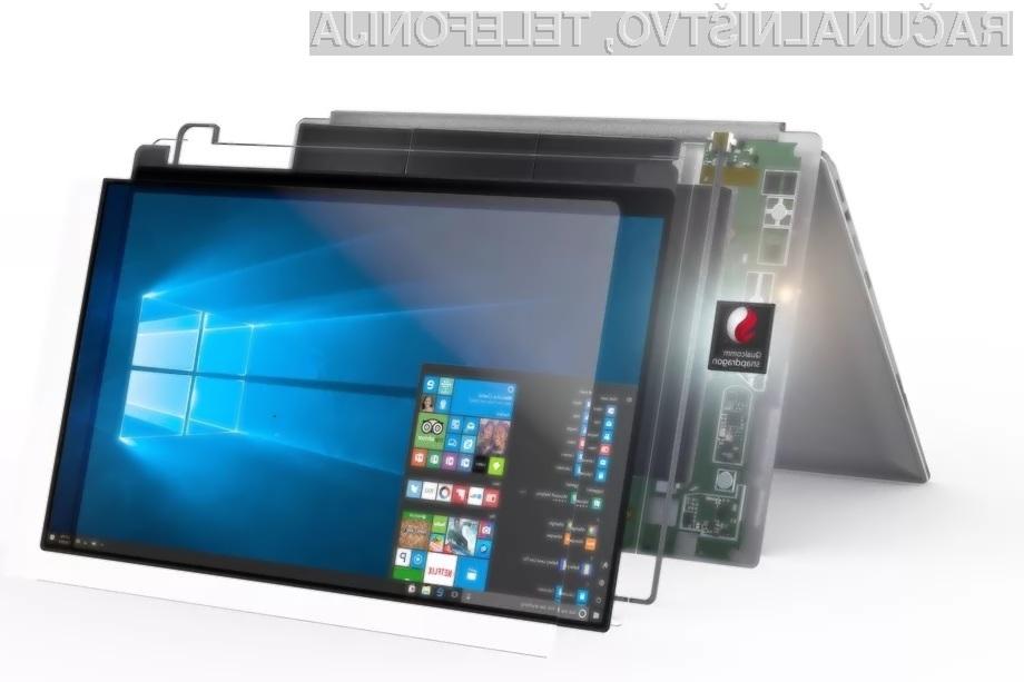 Operacijski sistem Microsoft Windows 10 ARM bo kmalu dobil bogato paleto programske opreme.