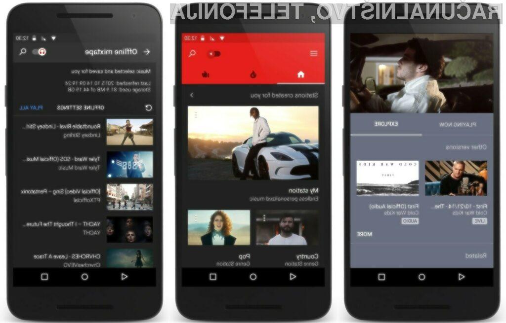 Z uporabo temnega ozadja bo avtonomija našega mobilnega telefona Android precej daljša!