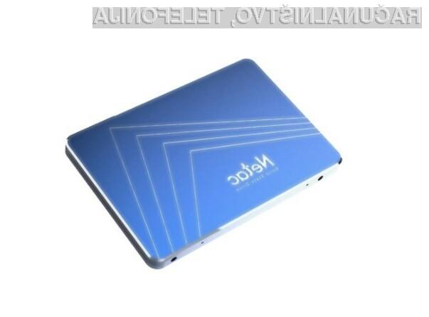 Pogon Solid State Netac N600S za malo denarja ponuja resnično veliko.