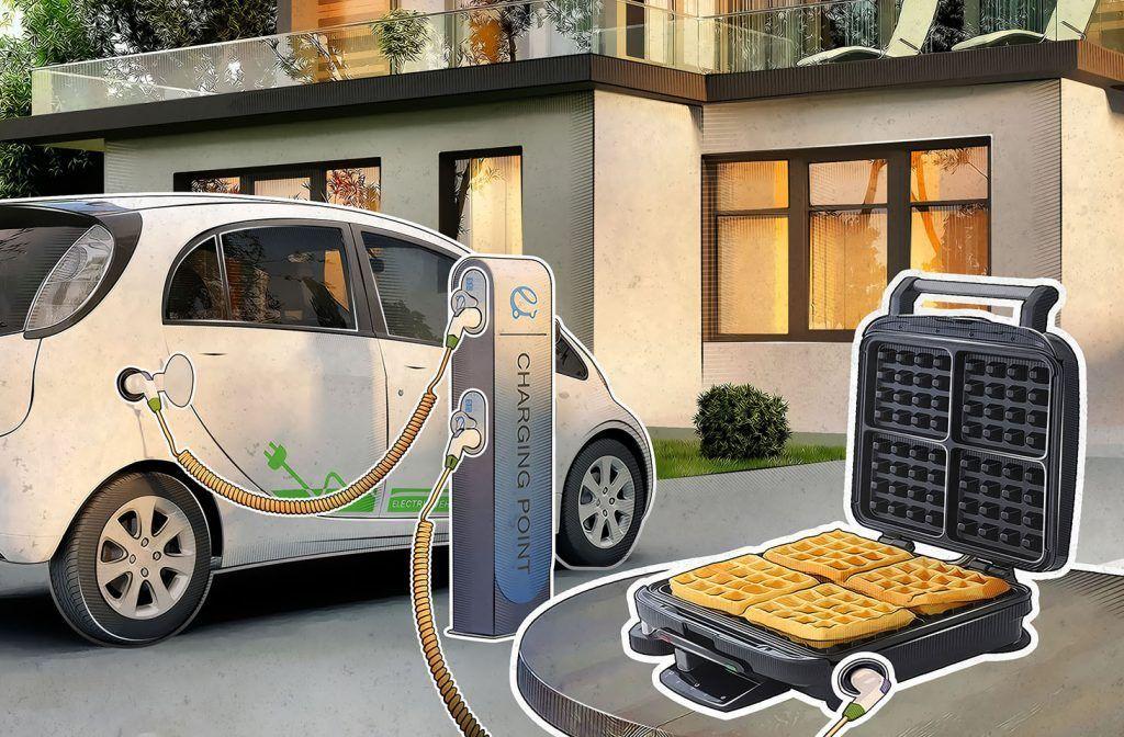 Električni avtomobili: odkrite pomembne ranljivosti polnilcev