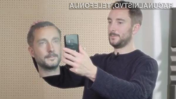 Tehnologija prepoznavanja obrazov še ni dovolj izpopolnjena za zagotavljanje visokega nivoja varnosti.