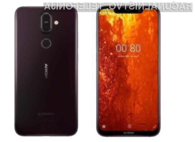 Nokia 8.1 bo zagotovo razveselila tudi nekoliko zahtevnejše uporabnike.