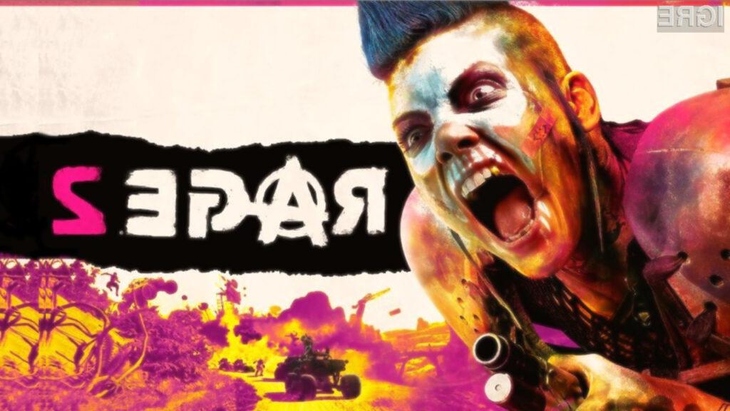 Rage 2 bo rezultat sodelovanja Avalanche Studios in id Software.