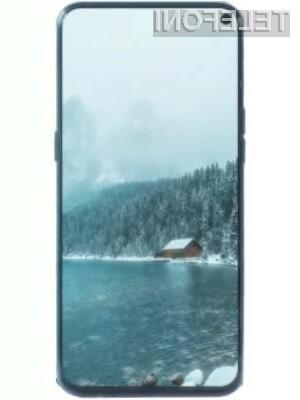 Galaxy A8s bo prvi telefon Samsung družine Galaxy S, ki bo resnično nekaj posebnega.