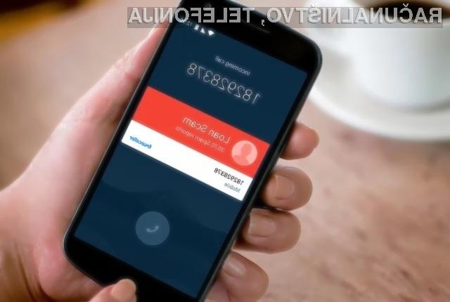 Neželeni telefonski klici so pogostejši, kot si predstavljamo.