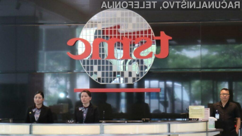 Podjetje TSMC se že pripravlja na proizvodnjo čipov v 3-nanometrskem proizvodnem procesu.