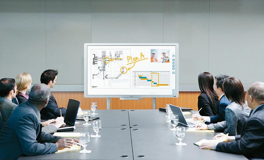 Inovativne interaktivne table in projektorji