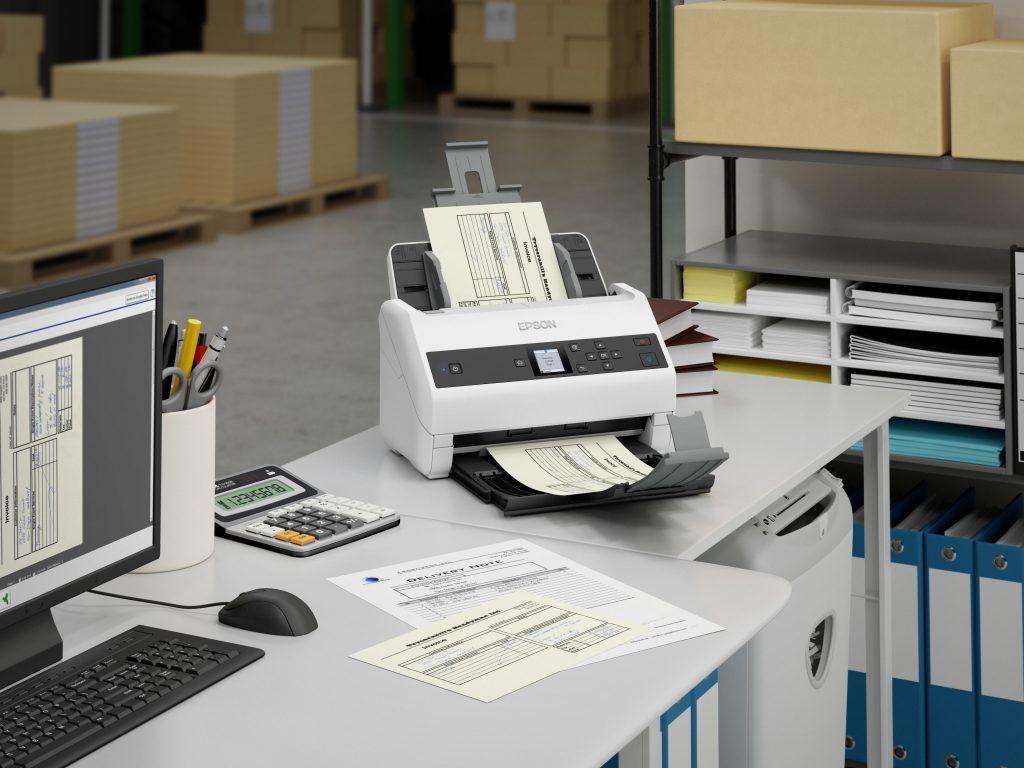 Oba skenerja sta opremljena z novim barvnim zaslonom LCD, ki še poenostavi njuno rabo in upravljanje.