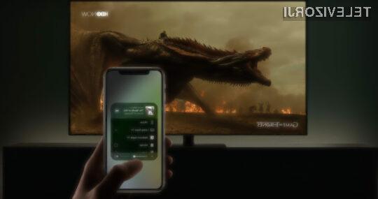 AirPlay 2 bo na voljo tudi za Samsung, Sony in LG