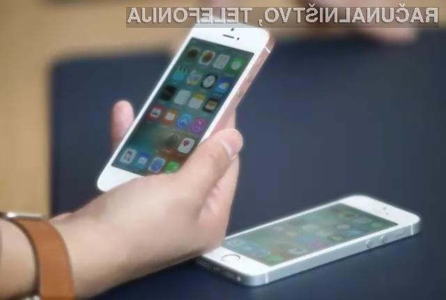 Apple se želi znebiti zastarelih telefonov iPhone SE.