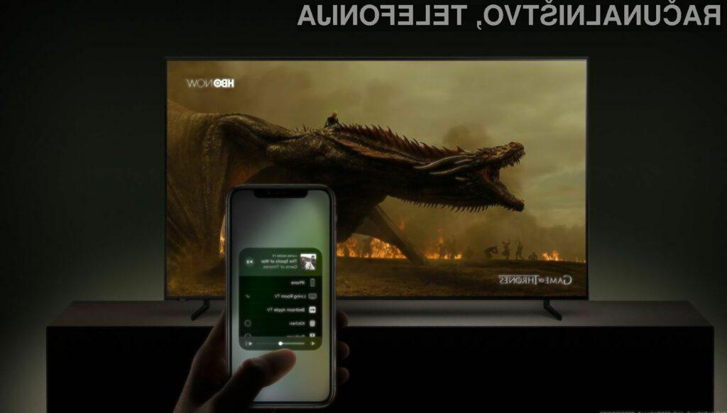 Samsung in Apple bosta uporabnikom ponudila najboljšo uporabniško izkušnjo pri gledanju video vsebin.