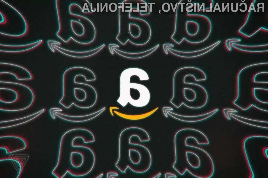 Amazon bo pošiljal brezplačne vzorčke