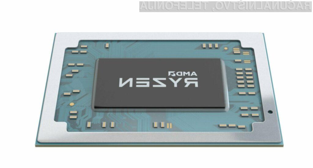 Procesorji AMD Ryzen Mobile druge generacije obetajo veliko.