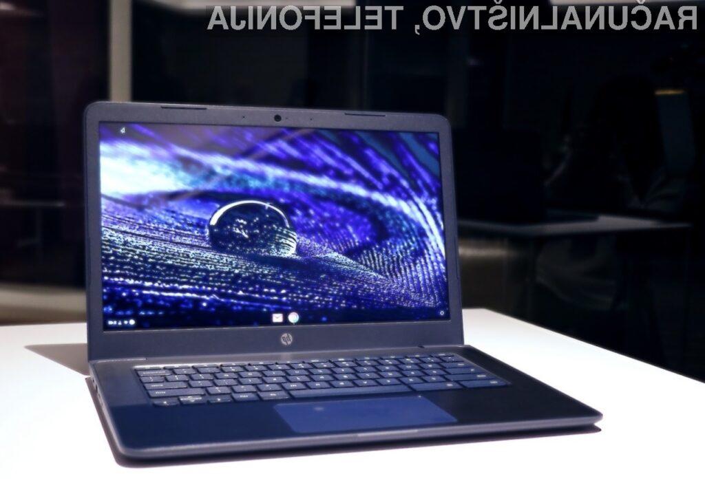 Procesorji AMD bodo še pocenili že tako poceni prenosnike Chromebook.