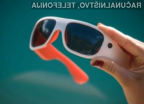 Pametna očala Orbi Prime kot prva omogočajo zajem 360 stopinjskih videoposnetkov brez potrebe po uporabi rok.