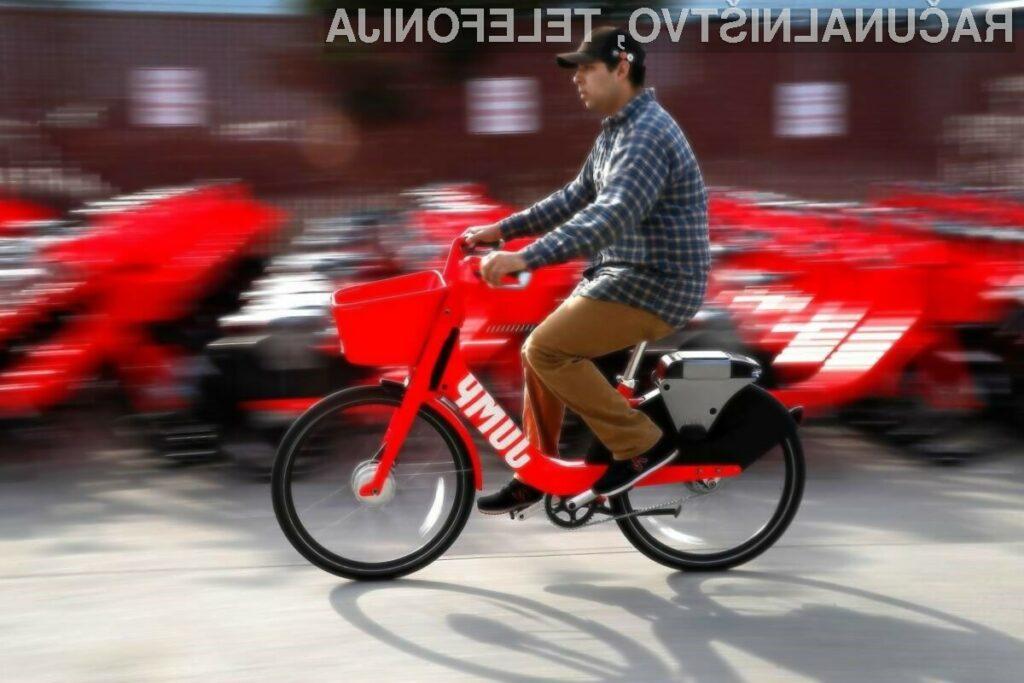 Električna vozila Uber naj bi bila kmalu opremljena s sistemom za samodejno vožnjo.