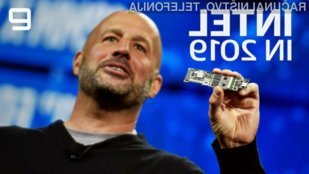 Podjetje Intel veliko stavi na umetno inteligenco!