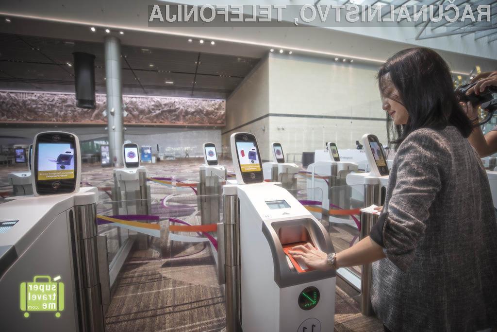 Letališče ponuja edinstveno uporabniško izkušnjo