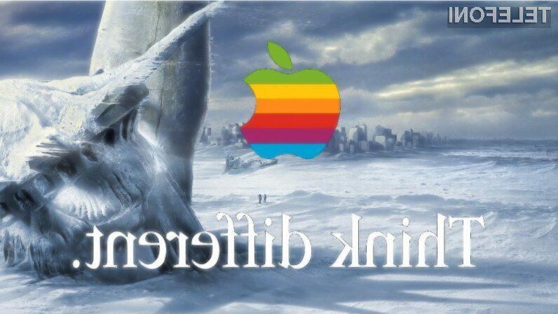 Apple pravi, da bi lahko klimatske spremembe pozitivno vplivale na prodajo iPhonov