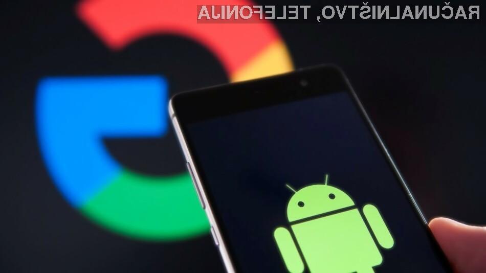 Razdrobljenost med mobilnimi napravami Android je iz leta v leto večja.