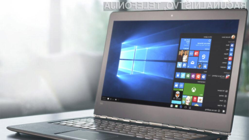 Nova generacija operacijskega sistema Windows 10 bo na voljo za prenos v drugi polovici letošnjega leta.