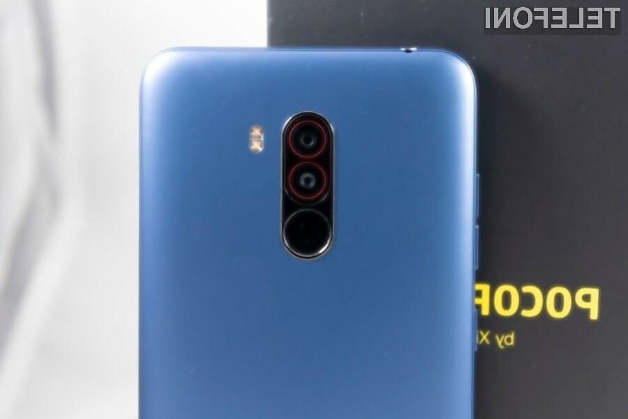Priljubljeni Xiaomi Pocophone F1 bo kmalu postal še boljši.