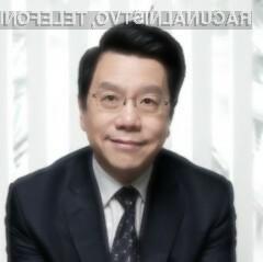 Kai-Fu Lee, avtor knjižne uspešnice AI Superpowers