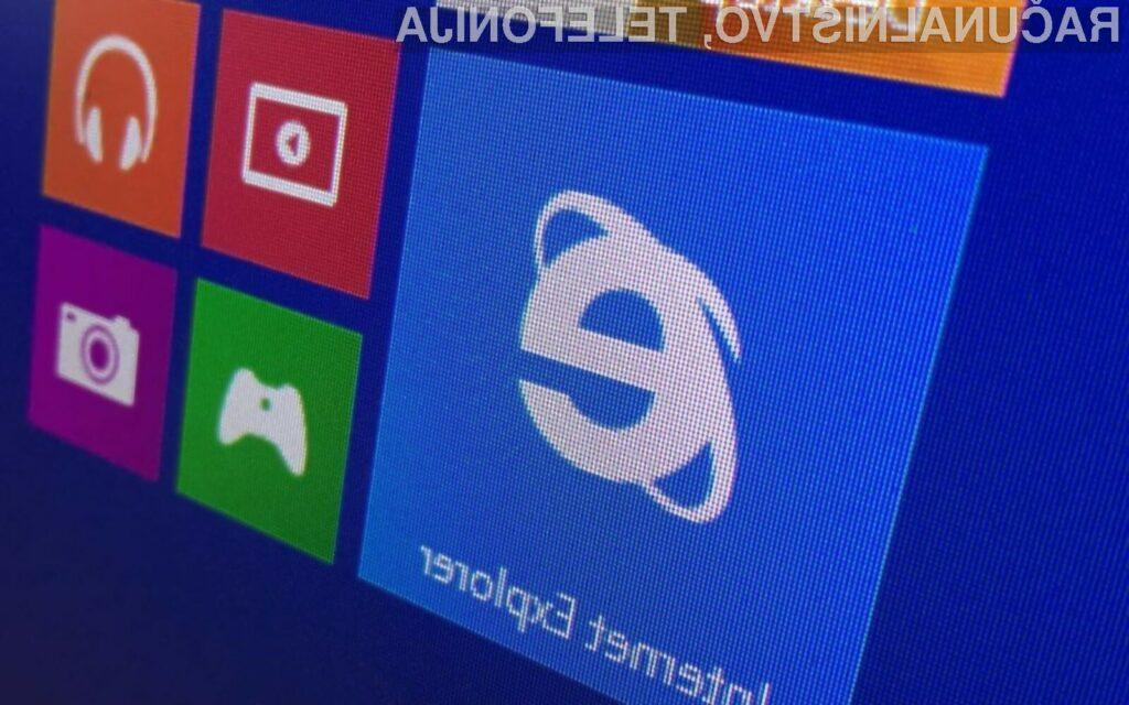Microsoft želi, da čimprej prenehamo z uporabo brskalnika Internet Explorer.