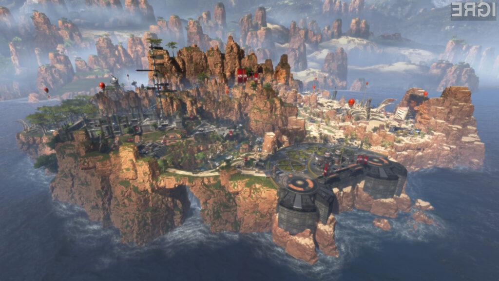 Čeprav je igra postavljena v svet Titanfall, o gigantskih robotih ni ne duha ne sluha.
