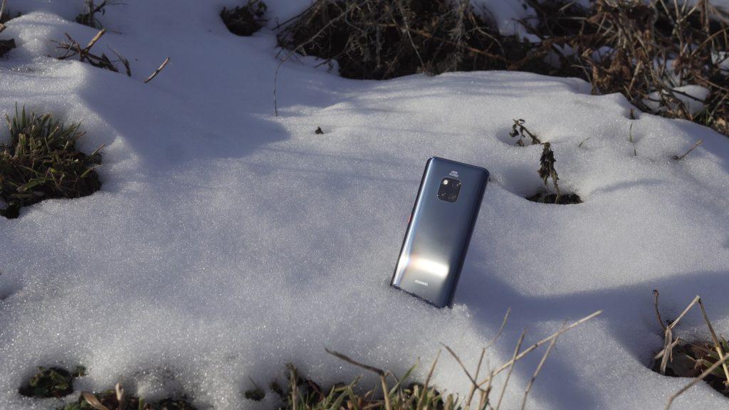 Kako se je Huawei Mate 20 Pro obnesel na testu, ki so ga zastavili vsakodnevni uporabniki
