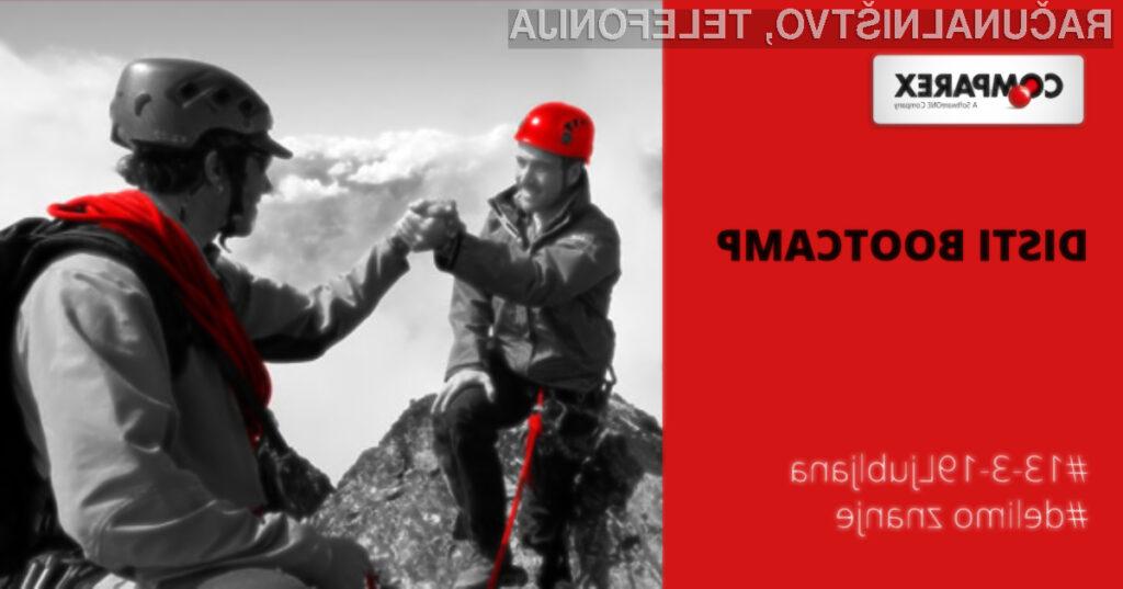 COMPAREX Disti Bootcamp: Pregled najboljših IT praks na enem BREZPLAČNEM dogodku